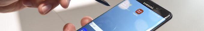Samsung Galaxy Note 7.