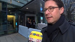 """Andreas Scheuer im n-tv Interview: Was CDU und CSU """"eint, ist das große Ganze"""""""
