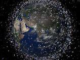 Misserfolg für Japans Raumfahrt: Bergung von Weltraumschrott scheitert