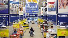 Das Lebensmittelgeschäft mit den Metro-Märkten soll weiter unter dem bisherigen Namen firmieren.