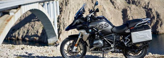 Elektronisch aufgepeppt: BMW hebt R 1200 GS auf nächste Ebene