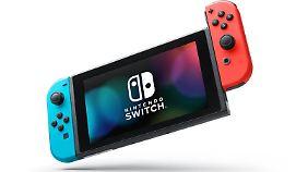 Die Nintendo Switch ist klein, mobil und bietet Spiele, wie es sie in dieser Art auf keiner anderen Plattform gibt.