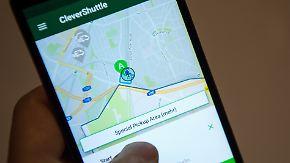 n-tv Ratgeber: Ridesharing oder Pooling: Taxi-Fahrgemeinschaften im Trend-Check
