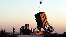 Küstenstadt Eilat unter Beschuss: Israel fängt Raketen aus dem Sinai ab