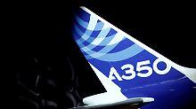 Ärger mit Hydraulikpumpe: Warnung vor Explosionsgefahr beim A350