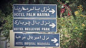 Ausbleibende Touristen: Zehntausende Tunesier sind ohne Arbeit