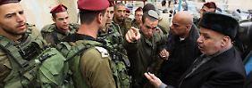 Kurswechsel in Nahost-Politik?: Trump distanziert sich von Siedlungsbau