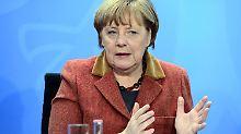 Staatsbesuch aus Tunesien: Merkel will Flüchtlingslager sondieren