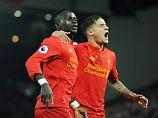 Liverpools entscheiden Faktor: Sadio Mané.