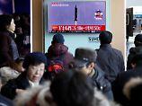 Säbelrasseln in Pjöngjang: Kim provoziert Trump