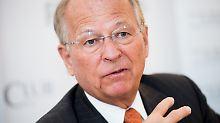 Es geht um deutsche Bedürfnisse: Ischinger: USA diktieren Militäretat nicht