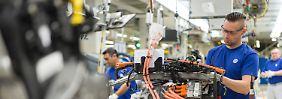 2000 Leiharbeiter dürfen hoffen: VW-Boss soll Streit um Sparpakt schlichten