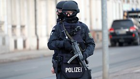 Anti-Terror-Einsatz in Chemnitz: SEK stürmt zwei Mehrfamilienhäuser
