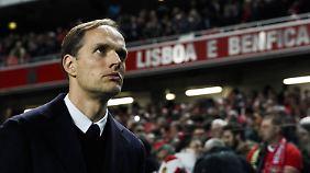 Champions-League-Achtelfinale: BVB patzt in Lissabon, Paris demontiert Barcelona