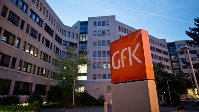 GfK befindet sich in der Krise.