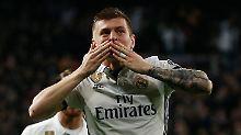 Nach Neapels Geniestreich: Kroos bringt Real Madrid auf Siegkurs