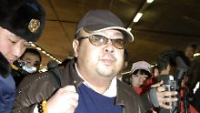 Giftanschlag auf Kims Bruder: Dritter Verdächtiger soll gefasst sein