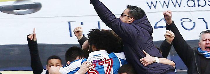 """""""Er ist ein Messias"""": Klopp-Freund Wagner mischt englischen Fußball auf"""