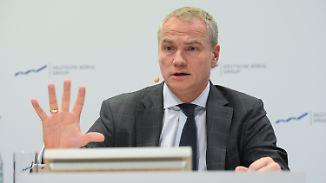 Geplante Fusion mit Londoner Börse: Deutsche-Börse-Chef Kengeter weist Vorwurf des Insiderhandels zurück