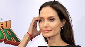 Promi-News des Tages: Angelina Jolie will durch Zell-Injektionen zunehmen
