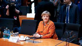 Untersuchung im NSA-Ausschuss: Was wusste Angela Merkel wann?