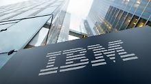IBM setzt verstärkt auf Cloud-Computing.