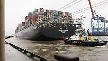 Hanjin verlässt den Containerschifffahrtsmarkt.