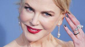 Promi-News des Tages: Nicole Kidman enthüllt bislang geheim gehaltene Verlobung