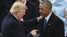 US-Demokratie in Gefahr?: Obamas Ex-Berater rüsten sich gegen Trump