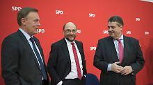 """""""Schulz-Trend"""" hält an: SPD überholt Union in weiterer Umfrage"""