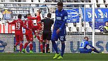 Union Berlin träumt schon lange von der 1. Liga - in dieser Saison könnte der Traum wahr werden.