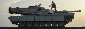 Deutschland auf Rang fünf: Weltweite Waffenverkäufe legen erneut zu