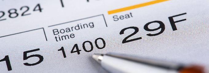 Wer wirklich Geld sparen will, sollte Flüge am besten direkt auf der Seite der Fluggesellschaft buchen.