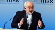 """Gegen """"ausländische Aggressoren"""": Iran testet erneut Raketen"""