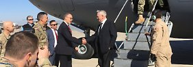 US-Pentagonchef in Bagdad: Mattis: Sind nicht wegen Öls im Irak