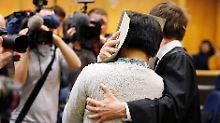 Exorzismus-Prozess in Frankfurt: Nur die Hauptangeklagte muss in Haft