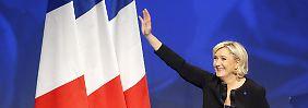 Flucht aus Frankreichs Anleihen: Risikoaufschlag steigt mit Le Pens Chancen