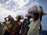 Im Südsudan sind mehr als 270.000 Kinder unterernährt.