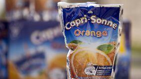 Neuer Name für Kultgetränk: Fans ärgern sich über Aus von Capri-Sonne