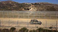 Tausende Flüchtlinge leben dort: IS-Verbündete erobern Dörfer nahe Israel