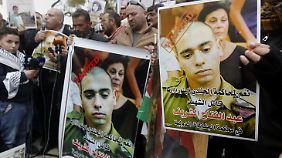 Henker oder Held? Der Fall von Elor Asaria spaltet die israelische Gesellschaft.