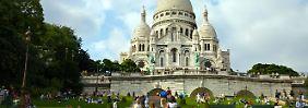 Terroranschläge wirken nach: Paris verliert 2016 viele Touristen