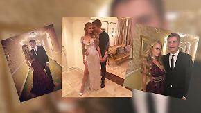 Promi-News des Tages: Paris Hilton präsentiert ihren Neuen von allen Seiten