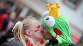 Kein Ende der Grippewelle in Sicht: An Karneval herrscht erhöhte Ansteckungsgefahr