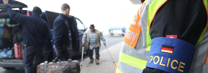 Abgelehnte Asylbewerber: So soll Ausreisepflicht durchgesetzt werden
