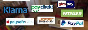 Bezahldienste im Kundencheck: Die beliebtesten Payment-Anbieter