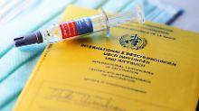 """""""Finanztest"""" prüft Krankenkassen: Unterschiedliche Leistung bei Reiseimpfung"""