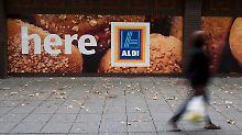 Discounter wie Aldi und Lidl haben sich in Großbritannien etabliert.