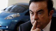 Legendärer Automanager: Nissan-Chef Ghosn nimmt seinen Hut
