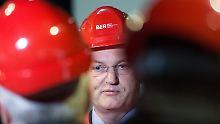 Stühlerücken in Berlin: Aufsichtsrat entlässt BER-Technikchef